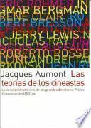libro Las Teorías De Los Cineastas