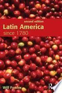 libro Latin America Since 1780