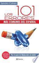 libro Los 101 Errores Más Comunes Del Español