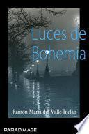 libro Luces De Bohemia