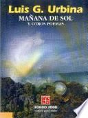 libro Mañana De Sol Y Otros Poemas
