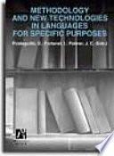 libro Methodology And New Technologies In Languages For Specific Purposes/ Metodologia Y Nuevas Tecnologias Del Lenguage Para Fines Especificos