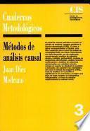 libro Métodos De Análisis Causal