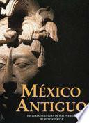 libro México Antiguo