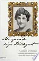 libro Mi Querida Hija Hildegart
