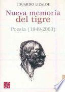 libro Nueva Memoria Del Tigre