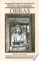 libro Obras: Poesía, Novela, Cuentos