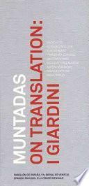libro On Translation