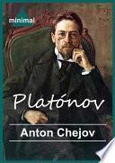 libro Platónov