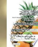 libro Práctica Dibujo   Xl Libro De Ejercicios 8: Fruta