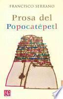 libro Prosa Del Popocatépetl