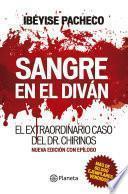 libro Sangre En El Diván