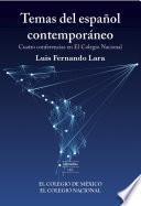 libro Temas Del Español Contemporáneo.