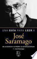 libro Una Guía Para Leer A José Saramago