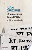 libro Una Memoria De «el País»
