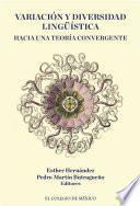 libro Variación Y Diversidad Lingüística: