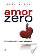 libro Amor Zero