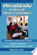 libro Ayudando A Pescar Oportunidades