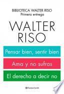 libro Biblioteca Walter Riso. 1a Entrega (pack)