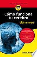 libro Cómo Funciona Tu Cerebro Para Dummies