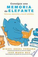 libro Consigue Una Memoria De Elefante