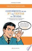 libro Conviértete En Un No 1 En Ventas En 30 Días