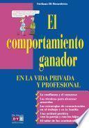 libro El Comportamiento Ganador En La Vida Privada Y Profesional