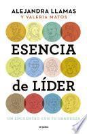 libro Esencia De Líder