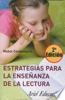 libro Estrategias Para La Enseñanza De La Lectura