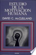 libro Estudio De La Motivación Humana