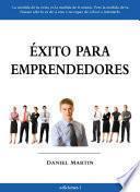libro Éxito Para Emprendedores