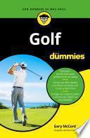 libro Golf Para Dummies