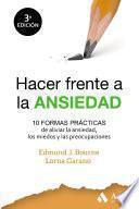 libro Haga Frente A La Ansiedad