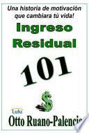 libro Ingreso Residual 101