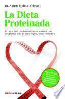 libro La Dieta Proteinada