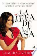 libro La Jefa De La Casa