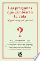 libro Las Preguntas Que Cambiarán Tu Vida