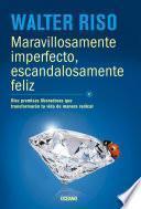 libro Maravillosamente Imperfecto, Escandalosamente Feliz