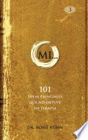 libro Mi... 101 Ideas Esenciales Que No Obtuve En Terapia