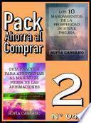libro Pack Ahorra Al Comprar 2 (nº 048)