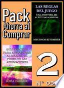 libro Pack Ahorra Al Comprar 2 (nº 053)