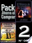 libro Pack Ahorra Al Comprar 2 (nº 063)
