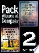 libro Pack Ahorra Al Comprar 2 (nº 068)