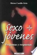 libro Sexo [entre] Jóvenes
