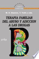 libro Terapia Familiar Del Abuso Y Adicción A Las Drogas