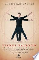 libro Tienes Talento