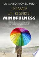 libro ¡tómate Un Respiro! Mindfulness