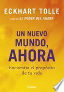 libro Un Nuevo Mundo, Ahora