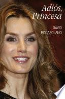 libro Adiós, Princesa