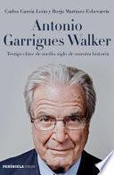 libro Antonio Garrigues Walker